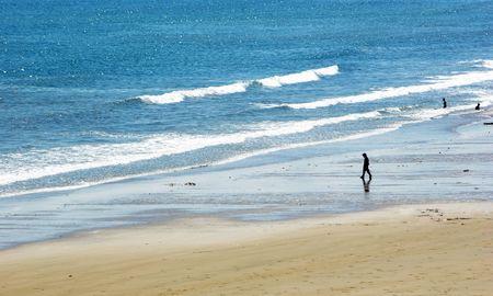 Sea waves and sea foam. Stock Photo - 5961290
