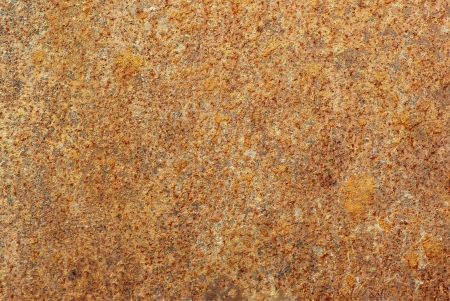 Seamless Rust Texture as Rusted Metal Background  photo