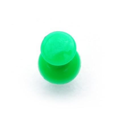 Push pin Isolated on white background Stock Photo - 6984071