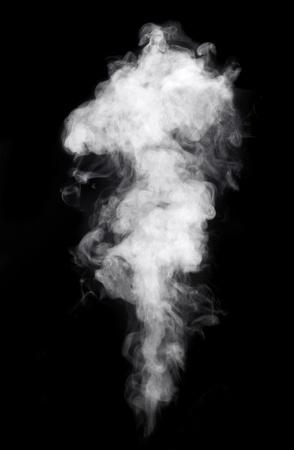 steam jet: Smoke