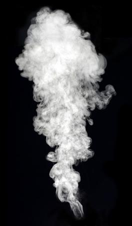 jet stream: Fumar Foto de archivo