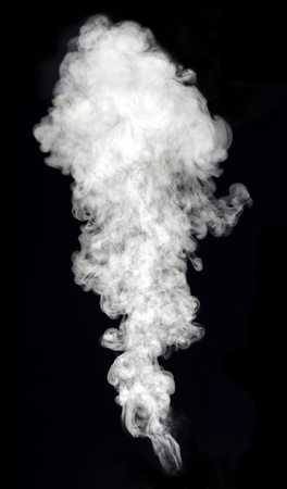 steam jet: Smoke