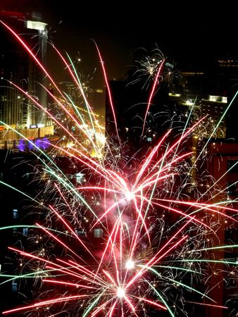 presentability: a picture of firework