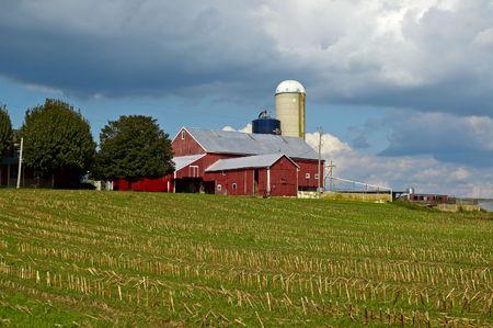 amish: Amish Farm Lancaster PA