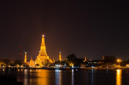 Wat Arun, Thai Temple