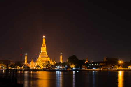 Wat Arun, Thai Temple