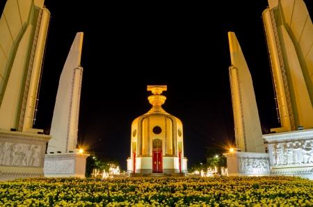democracy monument: Democracy Monument, Bangkok, Thailand
