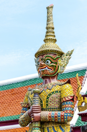 Guard Daemon - Royal Grand Palace Thailand