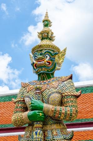 daemon: Guard Daemon - Royal Grand Palace Thailand