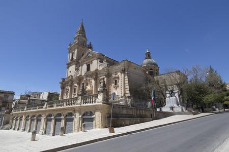 ragusa: Church of San Giovanni Battista in Ragusa
