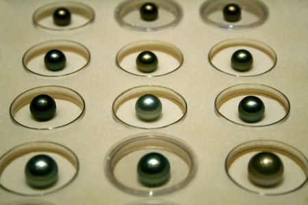 Schwarze Perlen Anzeige