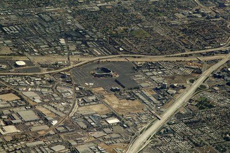 Ball park, dodgers stadium, Los Angeles photo