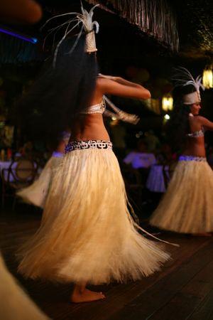 tribal tahitian dance