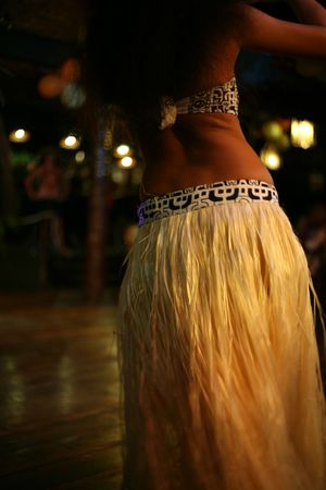 exotic dancer skirt from behind