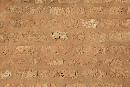 ancient castle stone wall texture