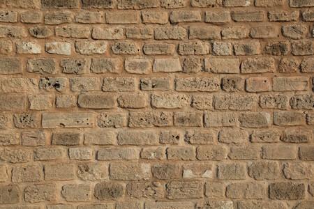 castle rock: textura de muro de piedra de defensa y de fondo