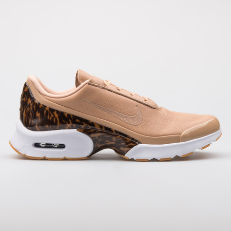 VIENNA, AUSTRIA AUGUST 7, 2017: Nike Air Max Jewell LX vachetta..