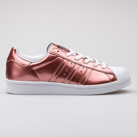 adidas copper metallic superstar