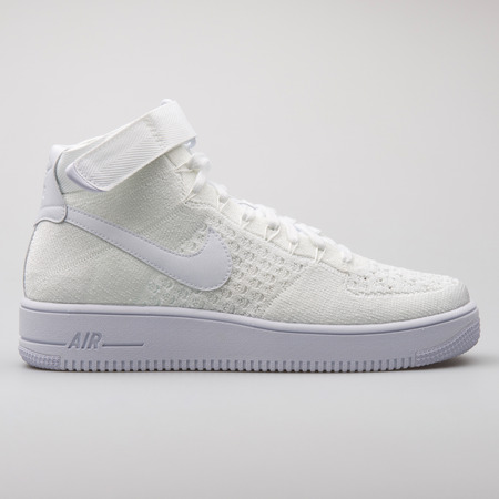 low priced 4fd3f c57e5 VIENNA, AUSTRIA - AUGUST 7, 2017: Nike Air Force 1 Ultra Flyknit..