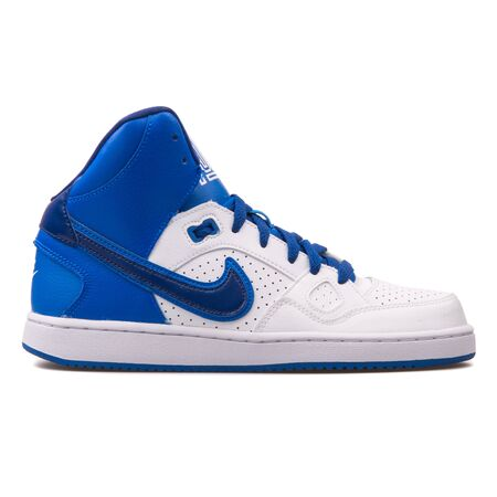 Vienna Austria August 10 2017 Nike Son Of Force Mid Blue