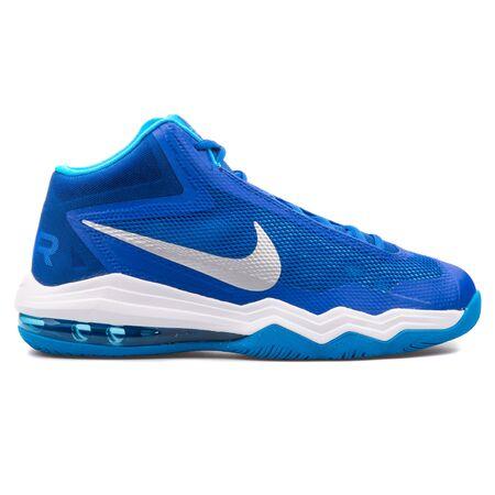 sports shoes 8bace a7941 VIENNA, AUSTRIA - AUGUST 25, 2017: Nike Air Max Audacity TB blue..