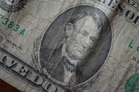 lincoln: Dollar bill - President Lincoln