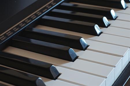 pentagramma musicale: Tastiera di piano