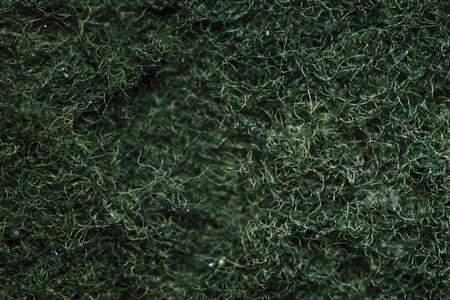 Scourer texture, Green scrub scour pad texture Banco de Imagens