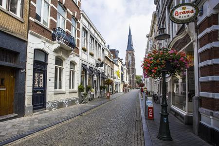 netherlands: Netherlands town of Maastricht Editorial