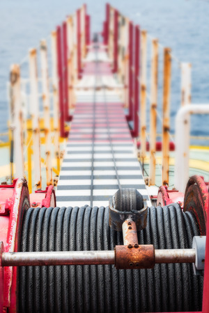 Rope sling,for pedestal crane offshore used in hard work or crane operation job