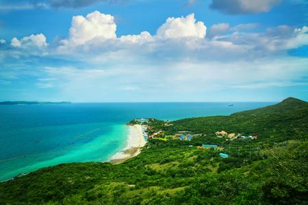 Tawaen Beach, Kho larn Pattaya Thailand Stok Fotoğraf