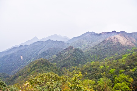 High mountain with great rocks at south china Stock Photo - 16981426