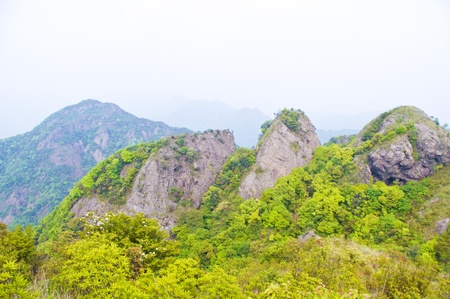 High mountain with great rocks at south china Stock Photo - 16981418