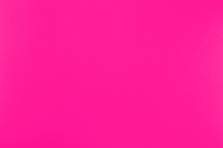 Empty plastic pink trendy plain paper texture. Color trends 2019. Bright vivid card background.