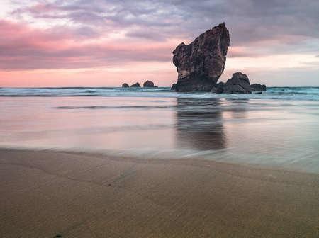 aviles: Playa del Aguilar