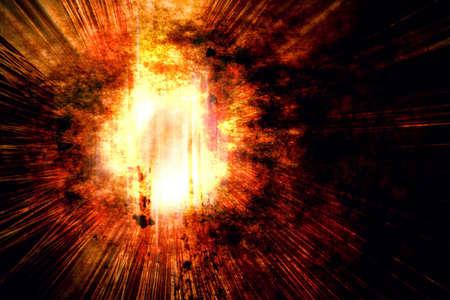 forth: Fire Blast