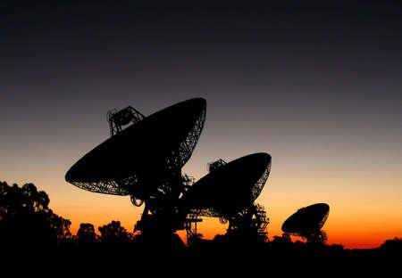 interplanetary: 3 Deep Space Radio Telescopes