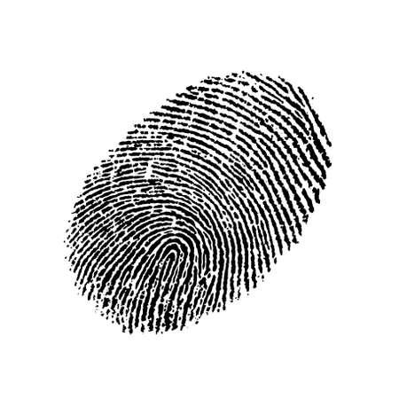 information technology law: Fingerprint