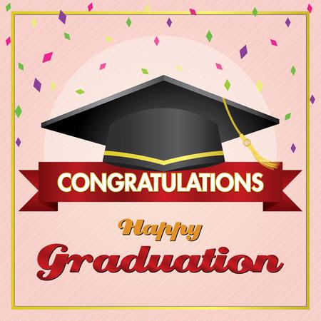 Congratulations on Graduation Day