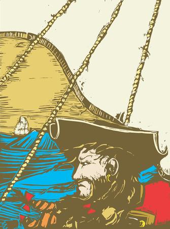 Blackbeard Vector