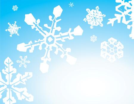 勾配に吹雪の背景イメージです。