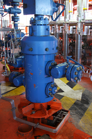 production wellhead
