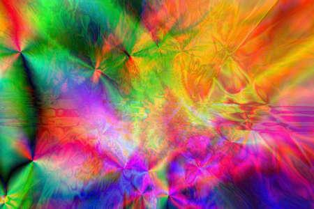 ontdekking van de schoonheid in de dans van kleuren � Grigor Dolyan  Stockfoto