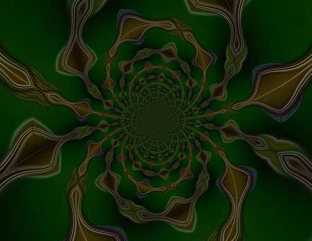 ontdekking van de schoonheid in de dans van kleuren  Stockfoto