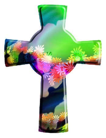 holy  symbol: christian cruz