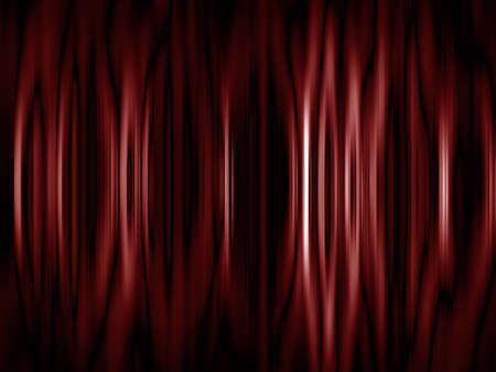 Curtain background with folds and creases  a great backdrop Stock Photo