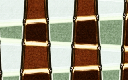 Stripes and Columns Zig Zag Abstract Background with Soft Texture and Islands of Colors