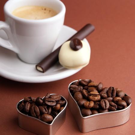 conceptional: Espresso Heart
