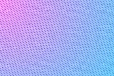 Gradient pink blue abstract background with diagonal stripes 写真素材 - 150946766