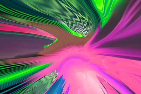 3d abstract shapes on white background, space for writing, overlay. Particles in space. Science, drawing, 3D rendering, animation.